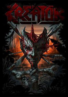 O metalhead from Paris, France. Hard Rock, Heavy Metal Art, Heavy Metal Bands, Black Metal, Thrash Metal, Chicano, Rock Y Metal, Beautiful Dark Art, Metal News