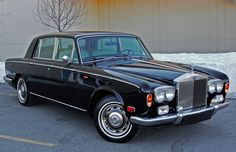 1975 Rolls Royce Silver Shadow More