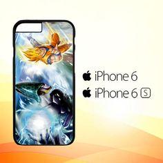 Dragonball Z Cell Vs Goku Z1600 iPhone 6|6S Case