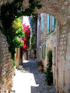 Eze, France