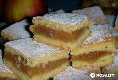 Hungarian Desserts, Hungarian Recipes, Hungarian Food, Fall Bake Sale, Baking Recipes, Cake Recipes, Homemade Sweets, Salty Snacks, Fall Baking