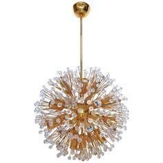 starburst chandelier - Starburst Chandelier