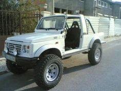 Suzuki Samurai Randy Long Beach