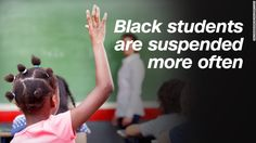 The new survey shows how much African-American and Latino students still lag in terms of educational opportunities.