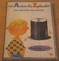 von Anton bis Zylinder . . .