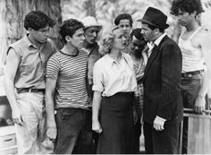 John Garfield and the Dead End Kids, They Made Me a Criminal, 1939 Billy Halop, Leo Gorcey, Kids Photo Album, The Bowery Boys, John Garfield, Samuel Goldwyn, Avatar Picture, Dead Ends, Young Actors