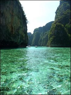 Phi Phi Islands ~ Thailand