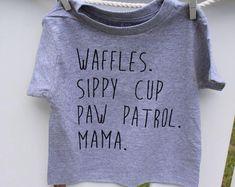 Favorite things, custom tee, toddler shirt, kids shirts, baby boy, toddler girl shirt, toddler boy shirt, cute clothes, toddler boy clothes #ad