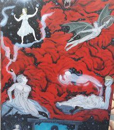 """Projeto """"As Portas"""". 028-William Blake"""
