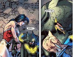 Wonder Woman Comic, Superman Wonder Woman, Marvel Women, Marvel Dc, Comic Books Art, Comic Art, Dc Couples, Big Barda, Nerd Girl Problems