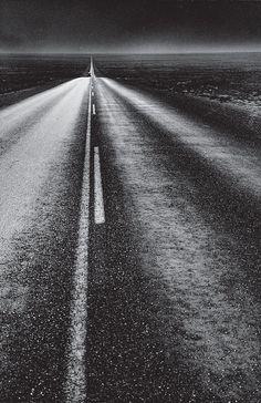 "Robert Frank, ""Americans 36 U.S. 285, New Mexico,"" 1955"