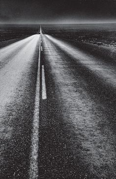 Robert Frank US 285, New mexico, 1955