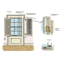 Interior Shutters Overview