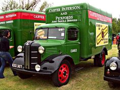46 Austin K2 (1950) by robertknight16, via Flickr Cool Trucks, Big Trucks, Austin Cars, Old Lorries, Old Wagons, Mens Toys, Commercial Vehicle, Vintage Trucks, Alternative Energy