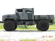 M923A2 Monster Truck, 5-ton, bug out, Cummins, 4x4, custom truck