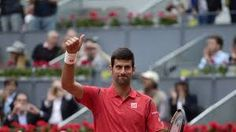 novak champion de open madrid