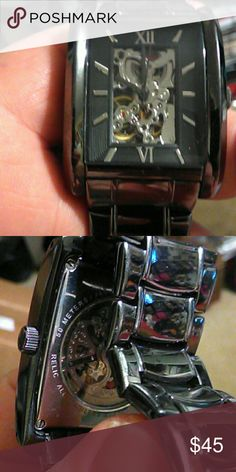 Relic Fossil Watch Nice Relic Watch by Fossil. Make an offer. Fossil Accessories Watches
