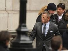 There's been a slew of Daniel Craig and Judi Dench images from the latest James Bond 'Skyfall' movie, but now we've got a chase scene with Craig and Javier Bardem that you can check out below. The 'Skyfall' movie was shooting in the heart of London again this weekend before they move on to Turkey