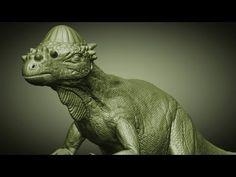 Cinema 4D Sculpting Vol 1 - YouTube