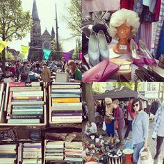 March� Retro Enzoo - zaterdag 31 augustus - Dageraadplaats -- Antwerpen -- 31/08