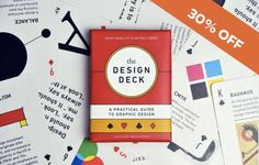 "graphicdesignblg: ""The Design Deck: Playing Cards - off for 1 week.Learn graphic design while playing poker! The Design Deck is a deck of playing cards that doubles as a practical guide to graphic. Design Thinking, Service Design, Custom Playing Cards, Web Design, Design Desk, Media Design, Print Design, Creativity And Innovation, Deck Of Cards"