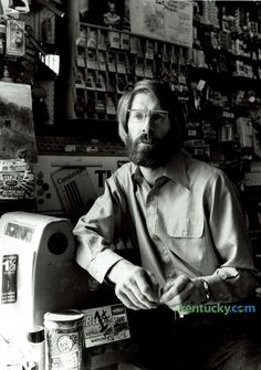 Don Pratt inside his Woodland Grocery store at the corner of Woodland Ave and East High Street on May 15, 1980. Pratt operated Woodland Grocery on East High Street from 1975 to February 1982. He reopened Woodland Grocery on Walton Ave in April 1982 and stayed in business until deciding to close May 1, 1998. Pratt, a well-know local political activist is currently recovering at University of Kentucky Chandler Medical Hospital after being hit by a car last Friday while riding his scooter…