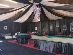 Casino royale fête d'anniversaire