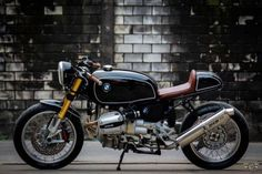 BMW R1100R Cafe Racer by Fatboy Design #motorcycles #caferacer #motos | caferacerpasion.com