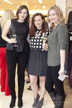 Lindsay Wynne Photography Erica Hanks CUSP at Neiman Marcus Event, Kseniya Martin, Michelle Jones, Katy Hill