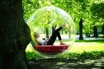 Micasa Lab's Cocoon 1 is a Transparent Piece of Bubble Furniture You Can Live In | Inhabitat - Sustainable Design Innovation, Eco Architecture, Green Building