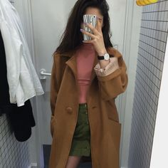 this coat will be mine come payday #aaselfie #aaemployees by mialayla