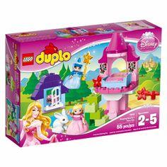 $34.99 LEGO DUPLO Princess Sleeping Beauty's Fairy Tale Play Set