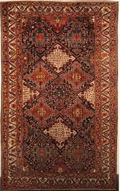 Bakhtyari Rug 14'2″ x 22'8″ 1