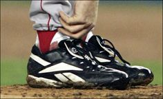 Say what you will, Curt Schilling's 2004 bloody sock will always give me goosebumps!