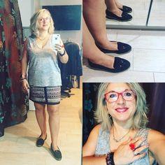 C'est lundi... allez hop au boulot! Et aujourd'hui... je suis arrivée à dompter mes frisettes! Bonne journée!  #fashion #style #stylish #love #me #cute #photooftheday #nails #hair #beauty #beautiful #instagood #instafashion #pretty #girly #pink #girl #girls #model #dress #skirt #shoes  #styles #outfit #purse #jewlery #shopping #esmara #lidl #newlook http://themouse.org