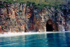Pirate's cave! Dhermi, Albania! Wild wonders!