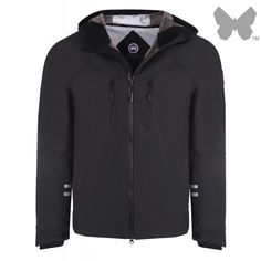 Canada Goose down online official - Canada Goose Youth Rundle Bomber Jacket - Black | Bomber Jackets ...