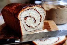 Cinnamon Loaf Bread
