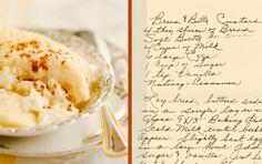 Bread and Butter Custard at PaulaDeen.com