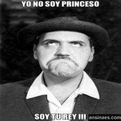 Memes Chistosos - Yo no soy Princeso...