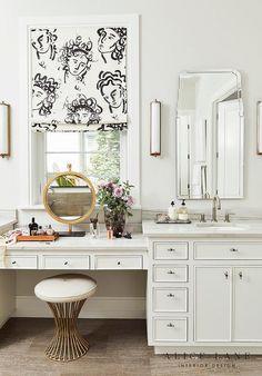 24 Best Bathroom Makeup Vanities Images Bathroom With