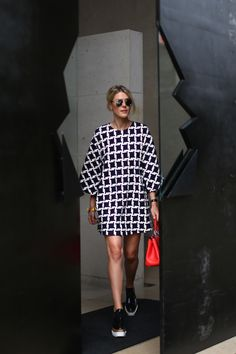 See the street style chic in Sao Paulo, here: