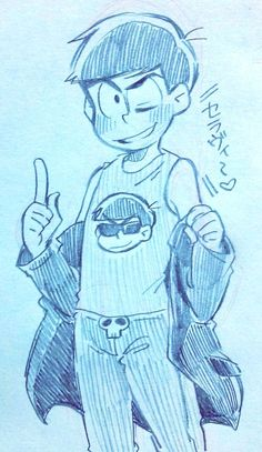 THIS IS SUCH A GOOD KARAMATSU