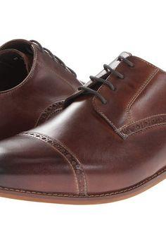 Florsheim Castellano Cap Toe Oxford (Brown) Men's Shoes - Florsheim, Castellano Cap Toe Oxford, 14140-200, Footwear Closed General, Closed Footwear, Closed Footwear, Footwear, Shoes, Gift, - Fashion Ideas To Inspire