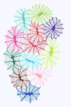 Jeden wzór w różnych kolorach! Który Wam się podoba?