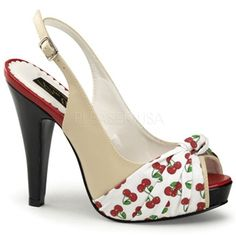 Pinup Couture Shoes BETTIE-09 Pump