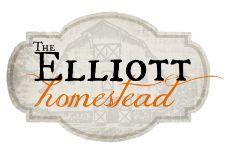 The Elliott Homestead (Weston A. Price recipes)
