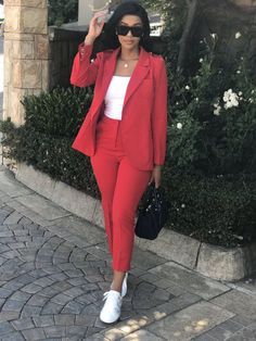 What's exquisite about summer casual and street style looks is that there're plenty of options that are polished and cozy to hang around in under such high Casual Work Outfits, Business Casual Outfits, Mode Outfits, Work Attire, Classy Outfits, Chic Outfits, Trendy Outfits, Fashion Outfits, Business Attire