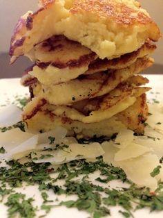 aardappelkaas pannenkoekjes recept