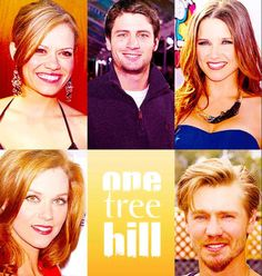 OTH cast at the end of the show